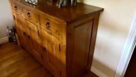 Mark Elliot Handmade Solid Wood Sideboard