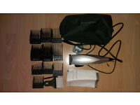 Remington HC240C Hair Unisex Corded Trimmer with Attachments