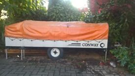 Trailer Tent for Sale - Conway