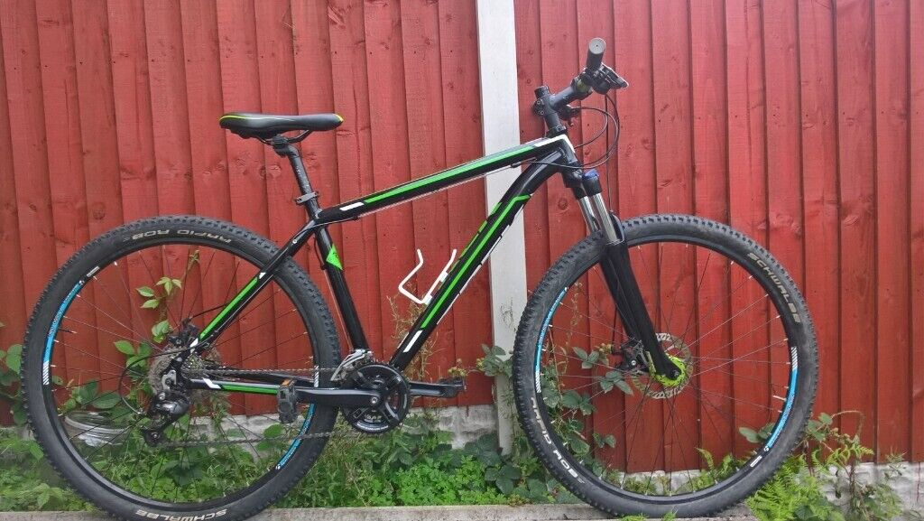TREK 29ER SHIMANO 24 SPEED MOUNTAIN BIKE | in Nottingham City Centre,  Nottinghamshire | Gumtree