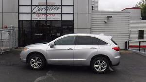 2014 Acura RDX TECH PKE NAVIGATION AWD FIRST PAYMENT IN MARCH 20