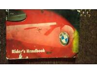 BMW RIDERS HANDBOOK - BMW RIDERS HANDBOOK -BMW RIDERS HANDBOOK -BMW RIDERS HANDBOOK