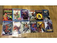 Selection of Graphic Novels
