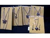 Handmade jewellery job lot.