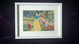 walt disney character, box frame prints