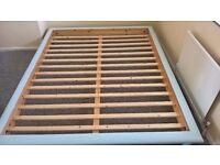 Wooden Bed Frame (European King Size)
