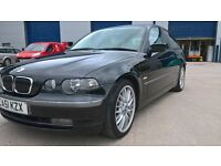 bmw 325i compact leather great condition