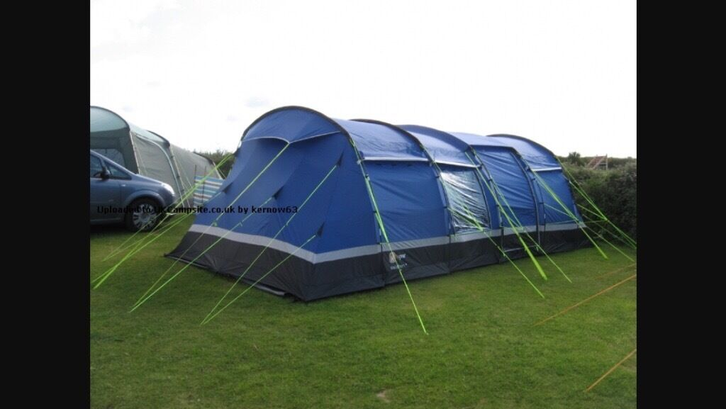 Kalahari 8 8 man tunnel tent & Kalahari 8 8 man tunnel tent | in Merthyr Tydfil | Gumtree