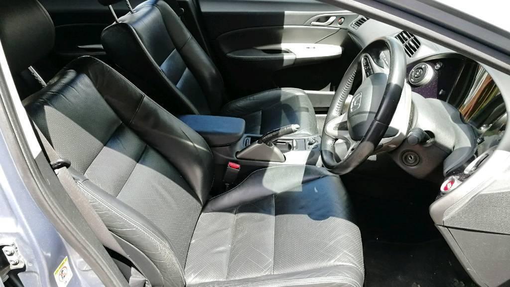 Honda Civic 1.8 I VTEC 5dr Leather Seats