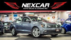 2015 Volkswagen Jetta 1.8 TSI HIGHLINE AUT0 LEATHER NAVI PUSH ST