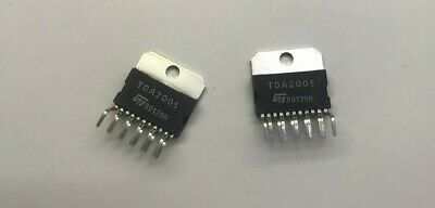 STMicroelectronics TDA2005 Integrated Circuit 1PC NOS FREE Shipping in the USA