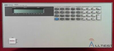 Hp - Agilent - Keysight 6050a Electronic Load Mainframe