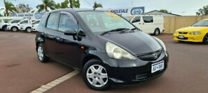 2007 Honda Jazz GD GLi Black 1 Speed Constant Variable Hatchback East Bunbury Bunbury Area Preview