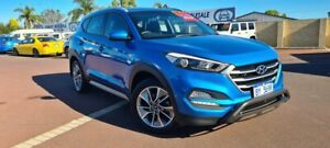 2017 Hyundai Tucson TL MY17 Active X 2WD Blue 6 Speed Sports Automatic Wagon East Bunbury Bunbury Area Preview