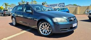 2008 Holden Commodore VE MY09 60th Anniversary Sportwagon Blue 4 Speed Automatic Wagon East Bunbury Bunbury Area Preview
