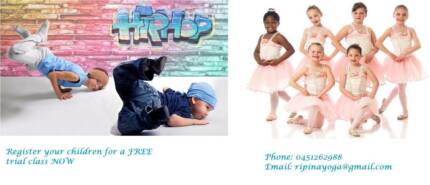 Dance Classes For Children Hip Hop, Ballet and Jazz In Padstow Padstow Bankstown Area Preview