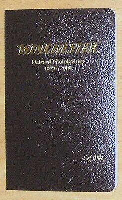 Winchester Serial Number and dates Book   George Madis