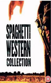 Clint eastwood Spaghetti western trilogy dvd boxset (3 classics)