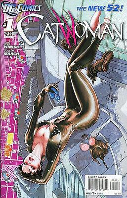 Catwoman Vol. 4 (2011-Present) #1
