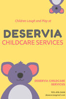 Volunteers needed immediately at new childcare center!