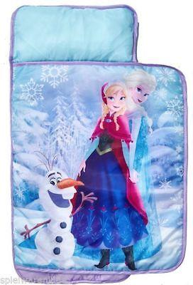 Eiskönigin Decke Kissen Schlafsack Kinderschlafsack Disney Frozen Anna und Elsa