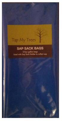 Tap My Trees Maple Syrup Sap Sacks
