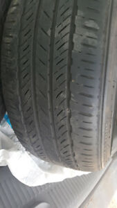 1 pneu d'ete Bridgestone 225 40R 18 bon etat