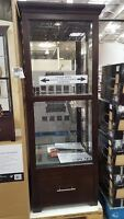 China display hutch, mint condition