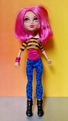 Monster High Doll HOWLEEN Wolf FAMILY PACK TROUBLE WEREWOLF MH Clothes Shoes