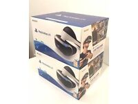 Brand new sealed sony psvr headsets only