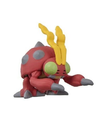 TENTOMON Digimon Adventure Mini Figure Cable Accessory Hugcot Bandai Japan NEW