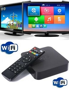 Best Android TV Boxes Only $59.99 READY TO GO just PLUG and PLAY