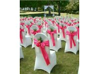 New wedding chair covers 50