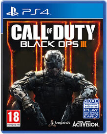 PS4 CALL OF DUTY BLACK OPS III