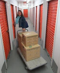 ***SECURE STORAGE AT YOUR FRIENDLY FAIRWAY UHAUL *** Kitchener / Waterloo Kitchener Area image 3