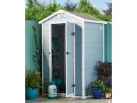 Keter Manor Garden Shed ✅