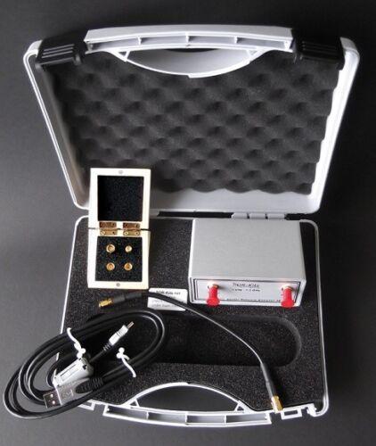 VNA Low Cost 1.3 GHz VECTOR NETWORK ANALYZER DG8SAQ VNWA 3EC in Case