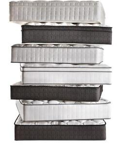 Brand New Mattress Sale King, Queen, Double, Single from $100