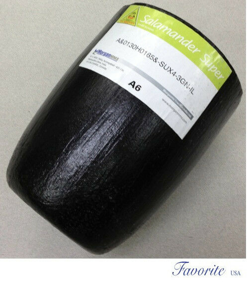 A6 SALAMANDER MORGAN SUPER CLAY GRAPHITE CRUCIBLE FOR MELTING GOLD SILVER BRASS