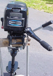 7.5 merc thunderbolt ignition outboard motor