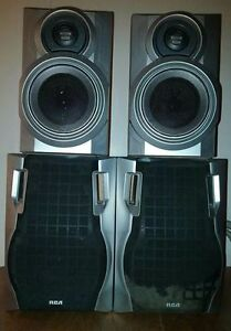 Selling 2 sets of speakers, they come with the wire attached.