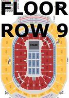Roger Waters 10/3 2 E-Tix Floor Rows 9,13,19 Sec 118 Rows 11,18