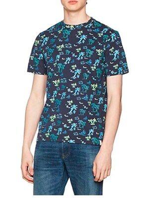 HYMN London Men's Hula T-Shirt Size L RRP£30 (2627)