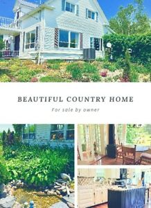 Beautiful Country home for sale by owner
