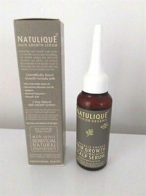 Natulique Hair Growth Promotor Serum, für Frauen und Männer 50 ml Kopfhautserum