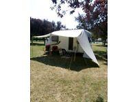 Dorema 'Nice caravan sun canopy