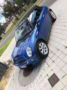 2006 MINI COOPER S CONVERTIBLE. Message me if you are interested! Queens Park Canning Area Preview