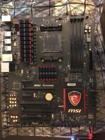 MSI 970 Gaming Motherboard socket AM3+ | in Wembley, London | Gumtree