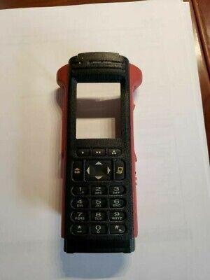 Motorola Apx7000 Black Red 3.5 Housing And Keypad Membrane Motorola Logo