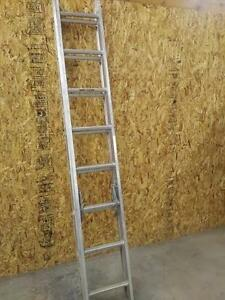 Extension Aluminum Ladder 8 Step